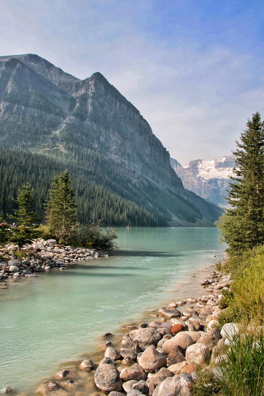 Visit Lake Louise in Canada