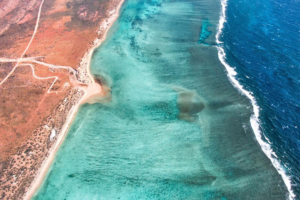 NINGALOO COAST, AUSTRALIA -