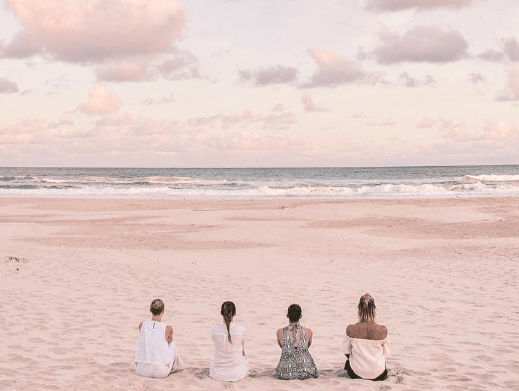 planning a girls weekend away -