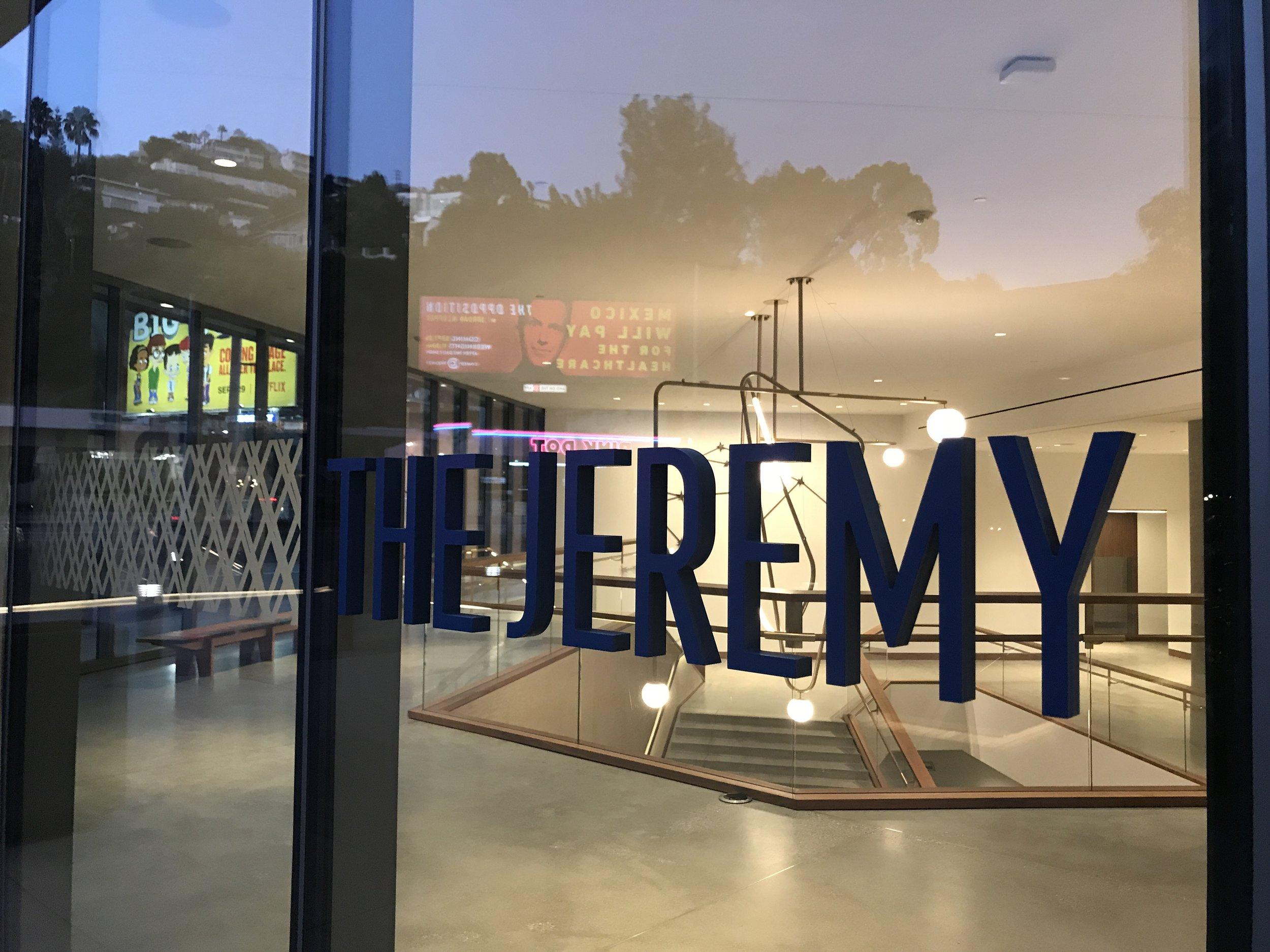 THE JEREMY HOTEL
