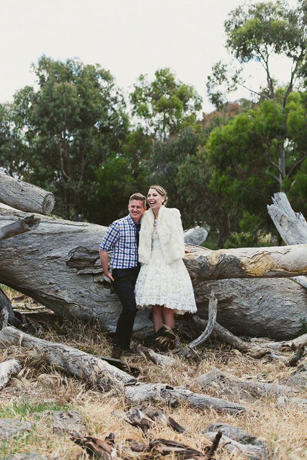 Wedding of Kristy + James  // Photographer - Falcon Griffith
