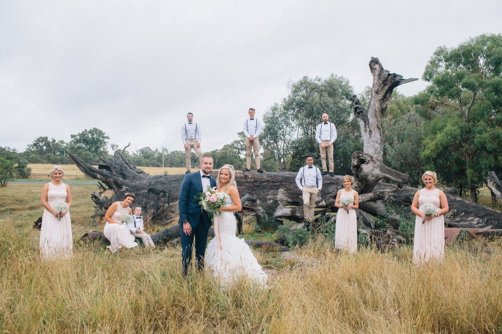 Wedding of Jess + Ben  // Photographer - Lisa Lois