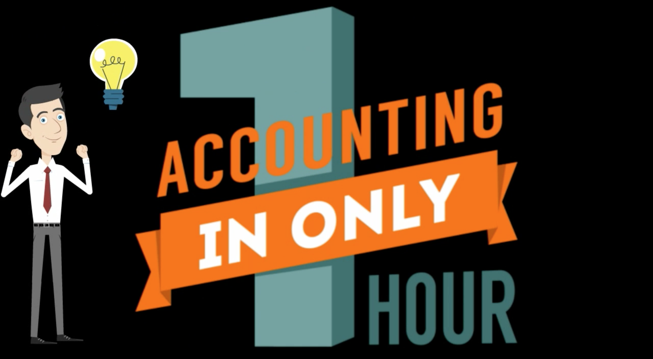 Accounting in Only ONE Hour! A Brief Introduction