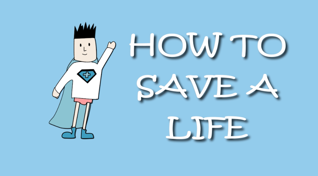 How to Save a Life! Learn CPR & First Aid in 10 minutes!