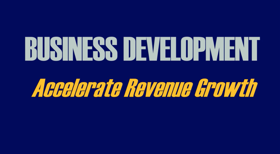 The COMPLETE Business Development For Startups & Small Businesses
