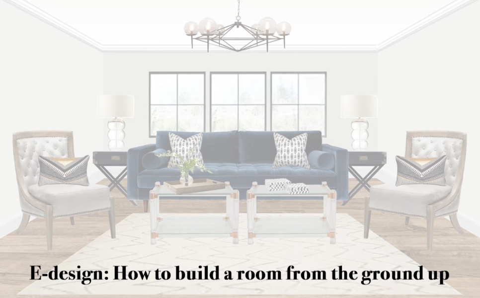 Interior Design: Plan The Room Of Your Dreams in Photoshop