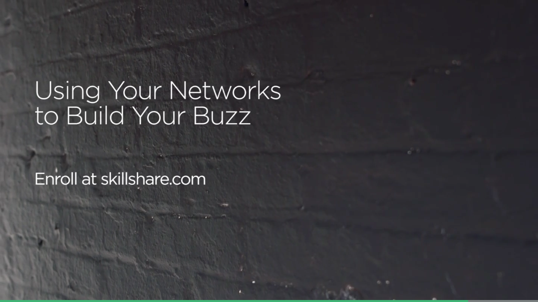 Public Relations: Use Your Networks to Build Buzz