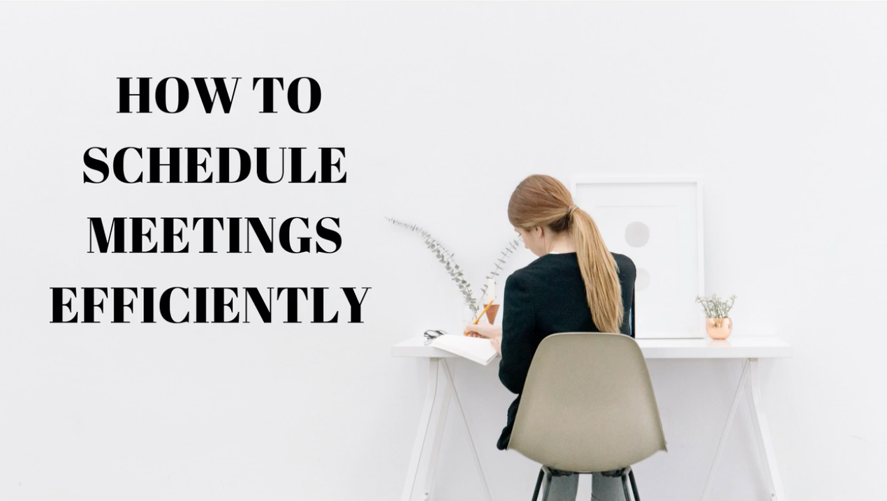 How to Schedule Meetings Like a Pro