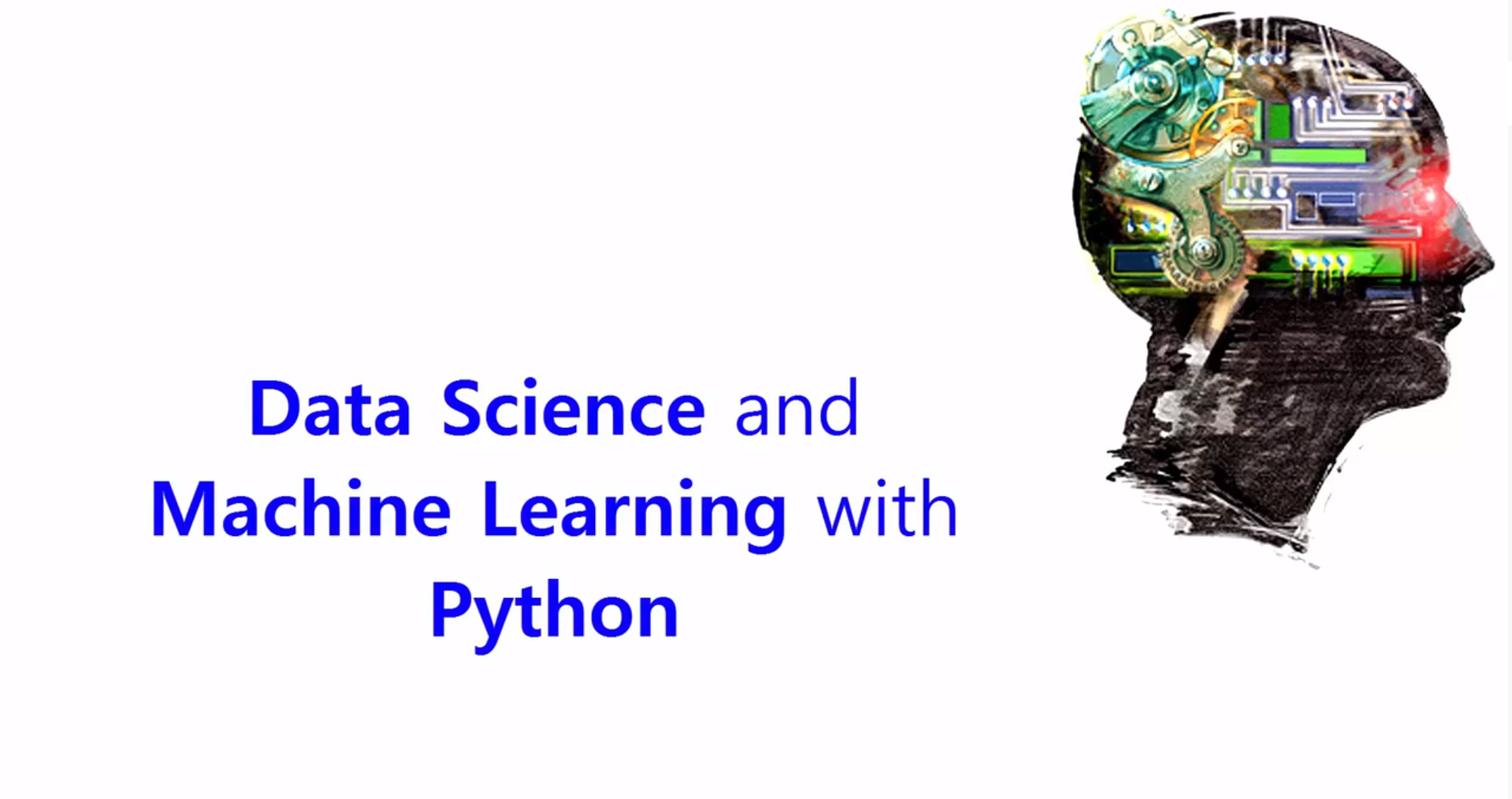 Data Science and Machine Learning with Python - Hands On!