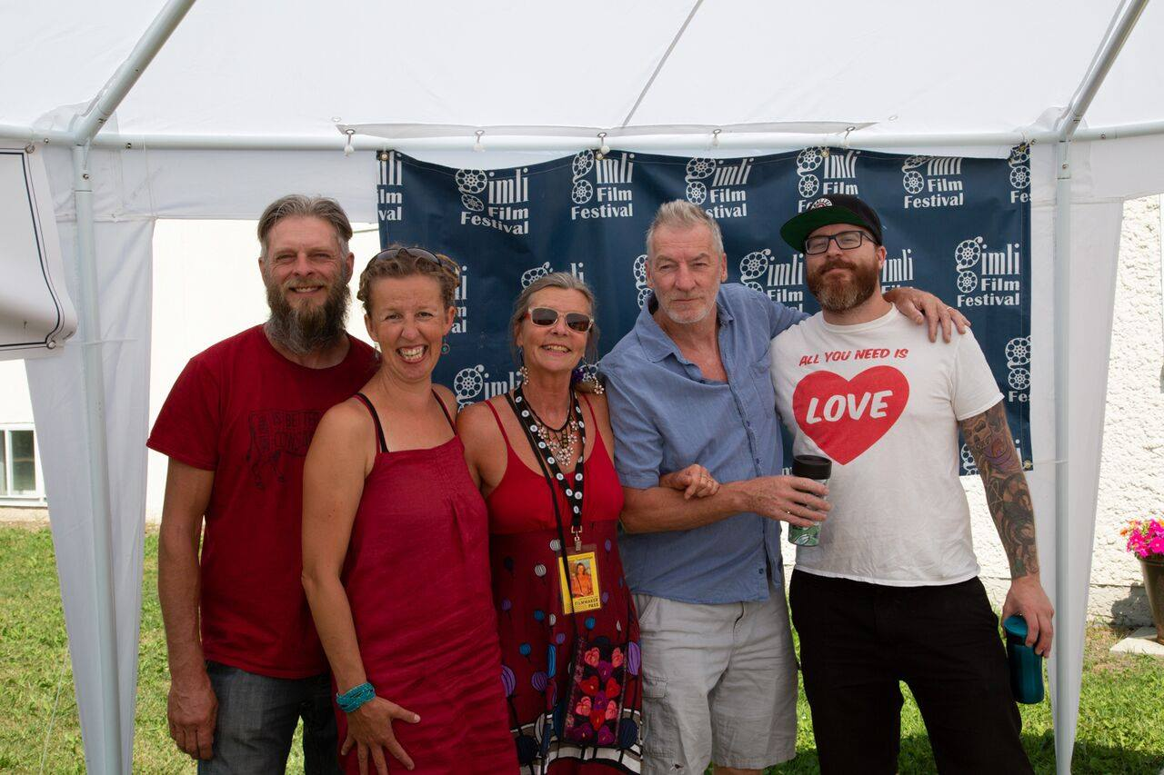 Gimli Film Festival! Summer 2018 with Terry, Monique, Katharina, Lloyd and Gus  http://gimlifilm.com/films-2018/from-seed-to-seed/