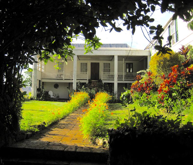 marshall's Pen great house