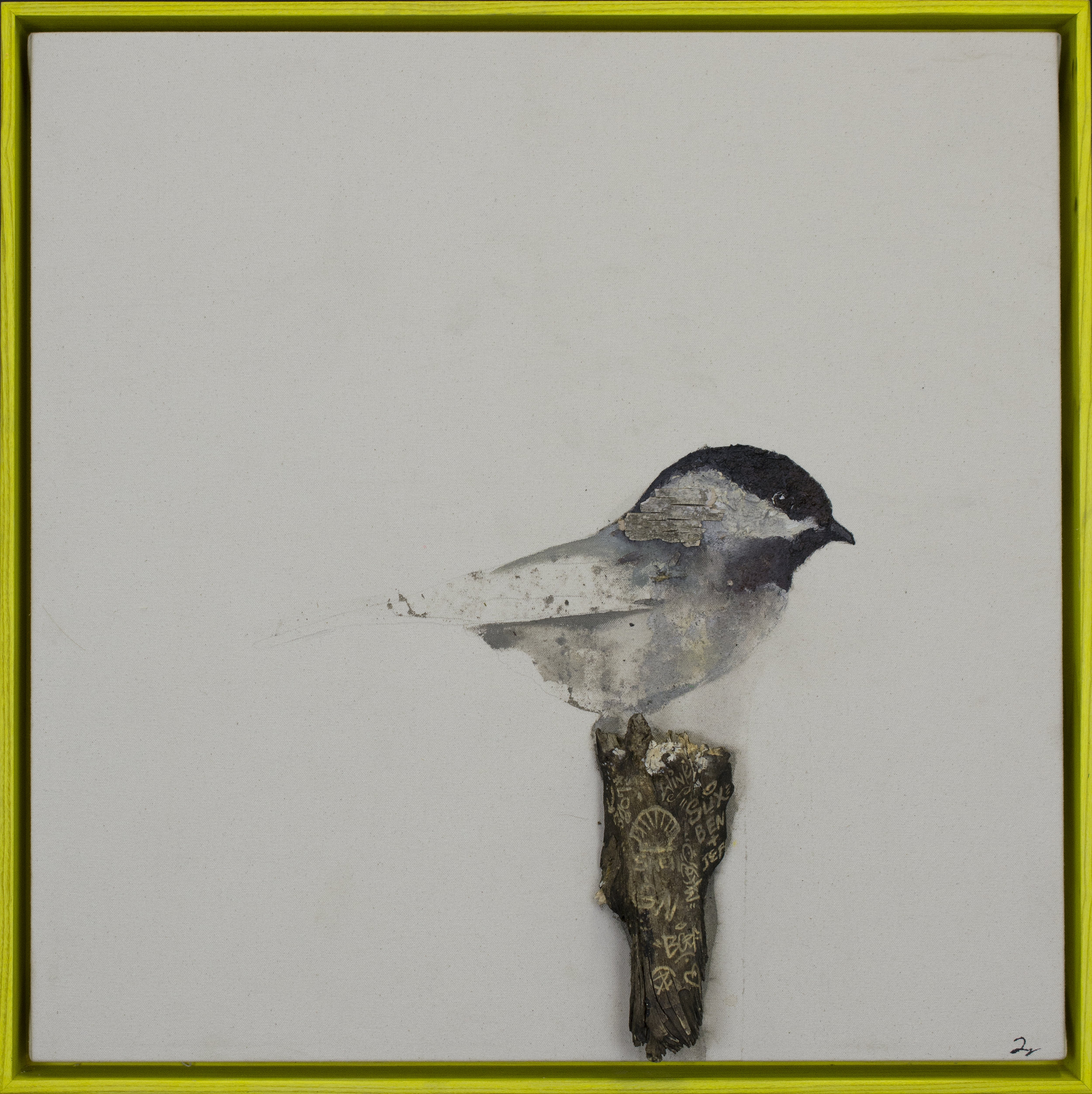 Earth Birds, Grey Sparrow