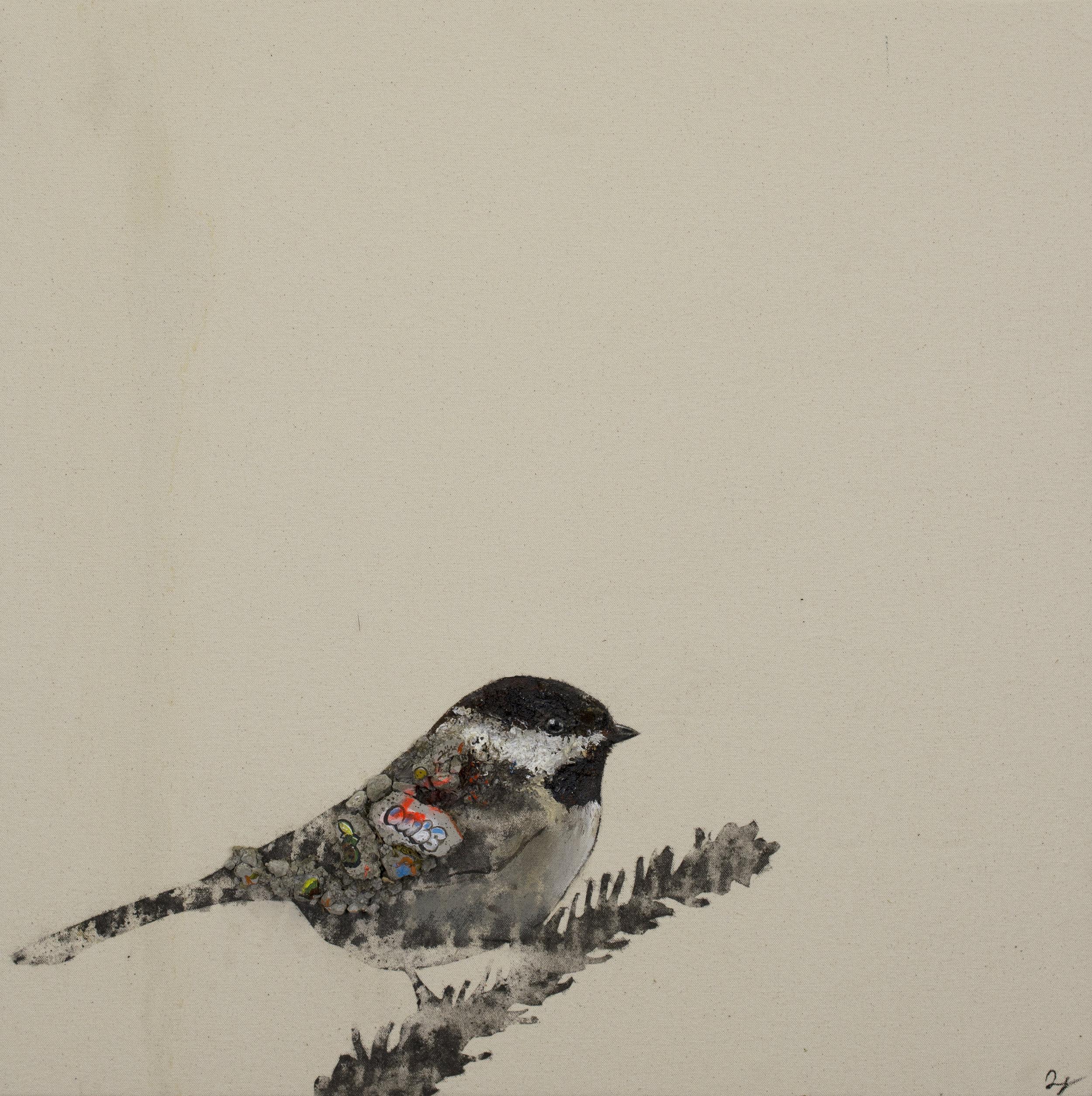 Concrete Jungle, Sparrow