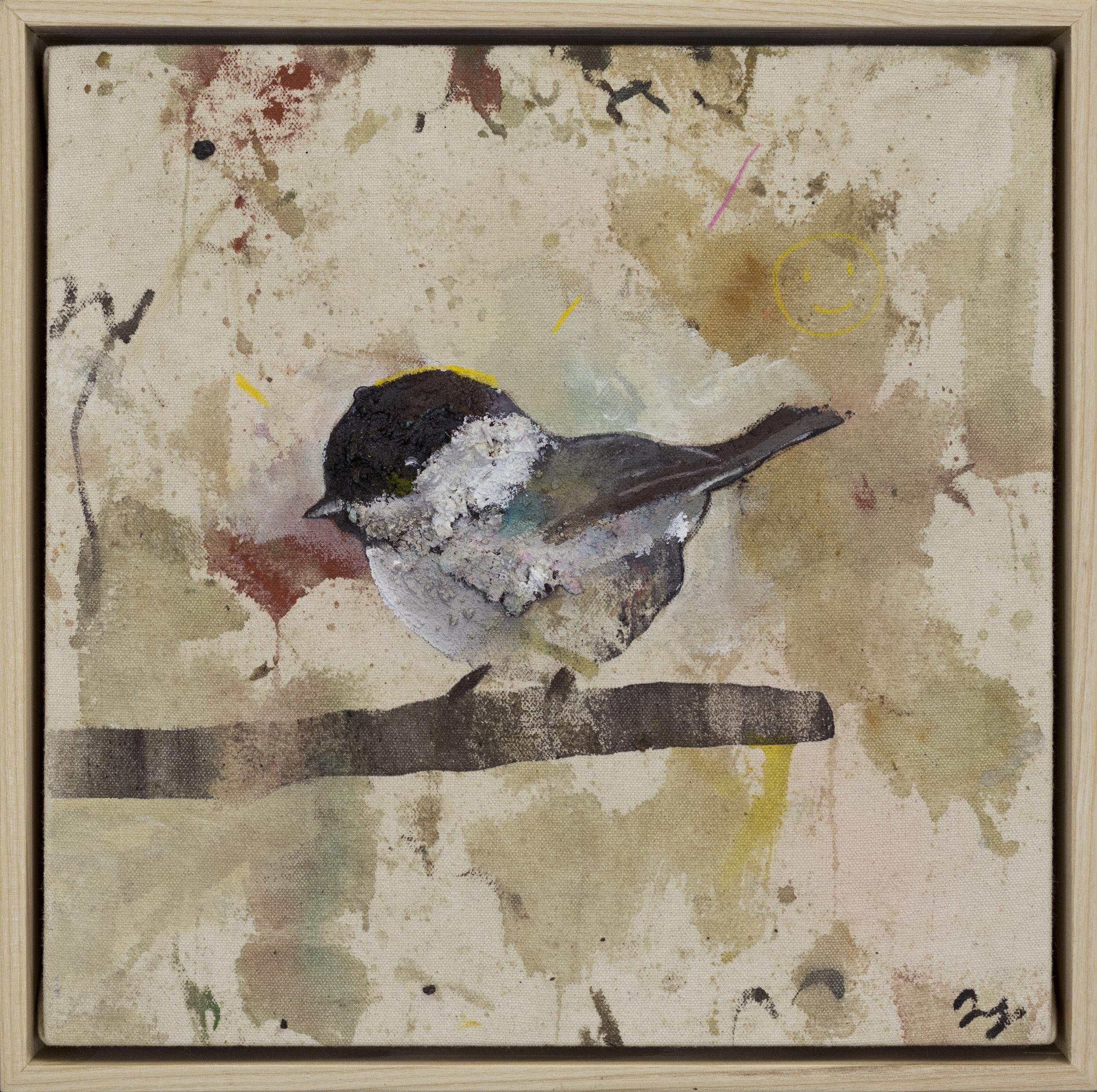 Drop Cloth Bird 9