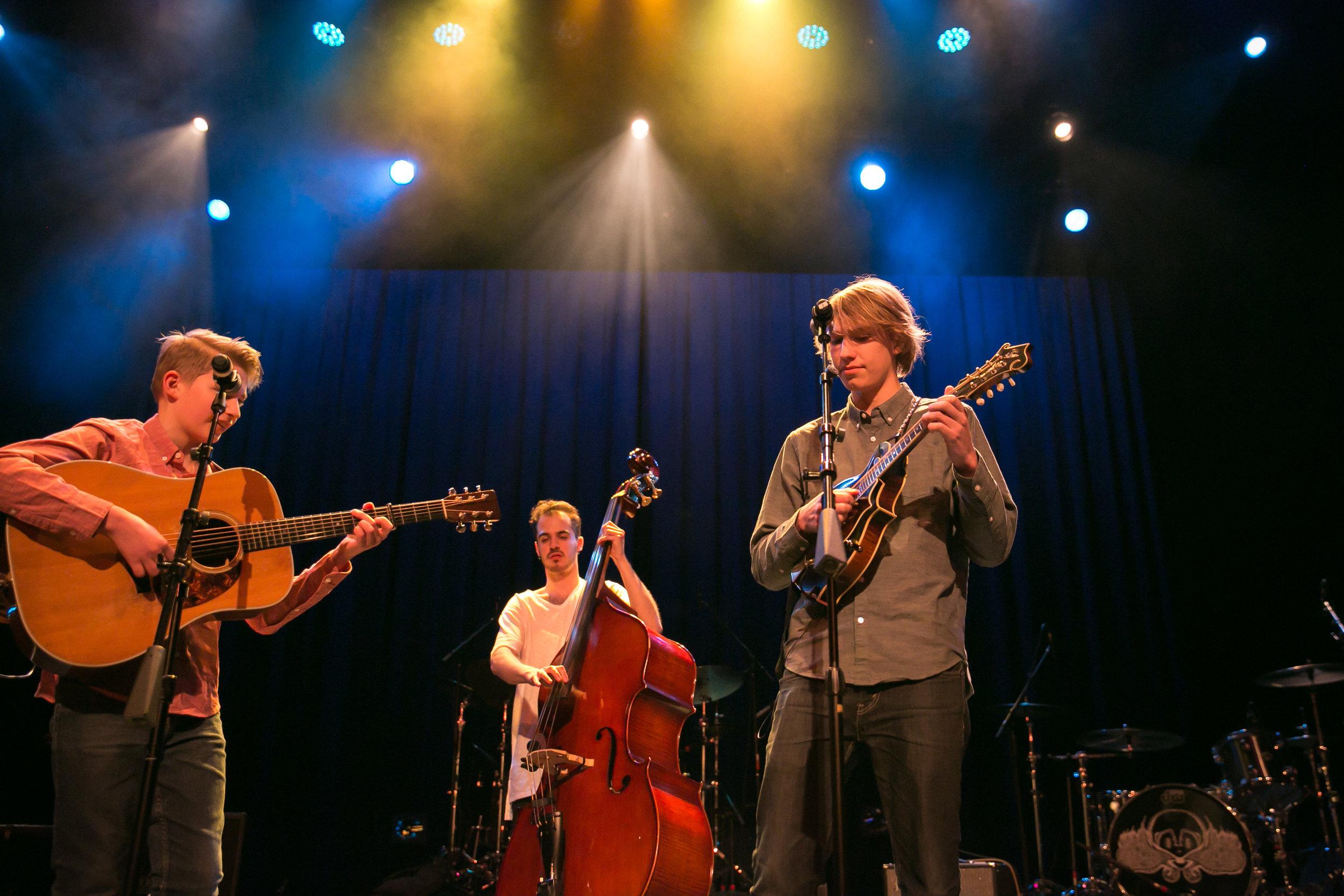 Brograss, Tashi Litch & Kaj Litch