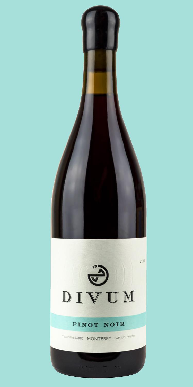 Divum   Client: Gabilan Wine Co.  Scope: Identity, Packaging, Website  Visit:  http://www.divumwines.com   Bottle Photography Credit: Daniel Wilson