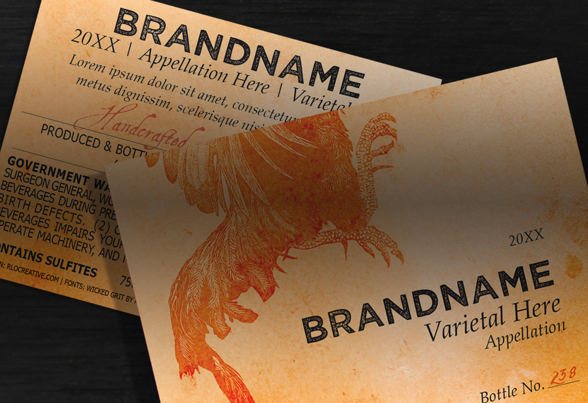 Customizable Labels -