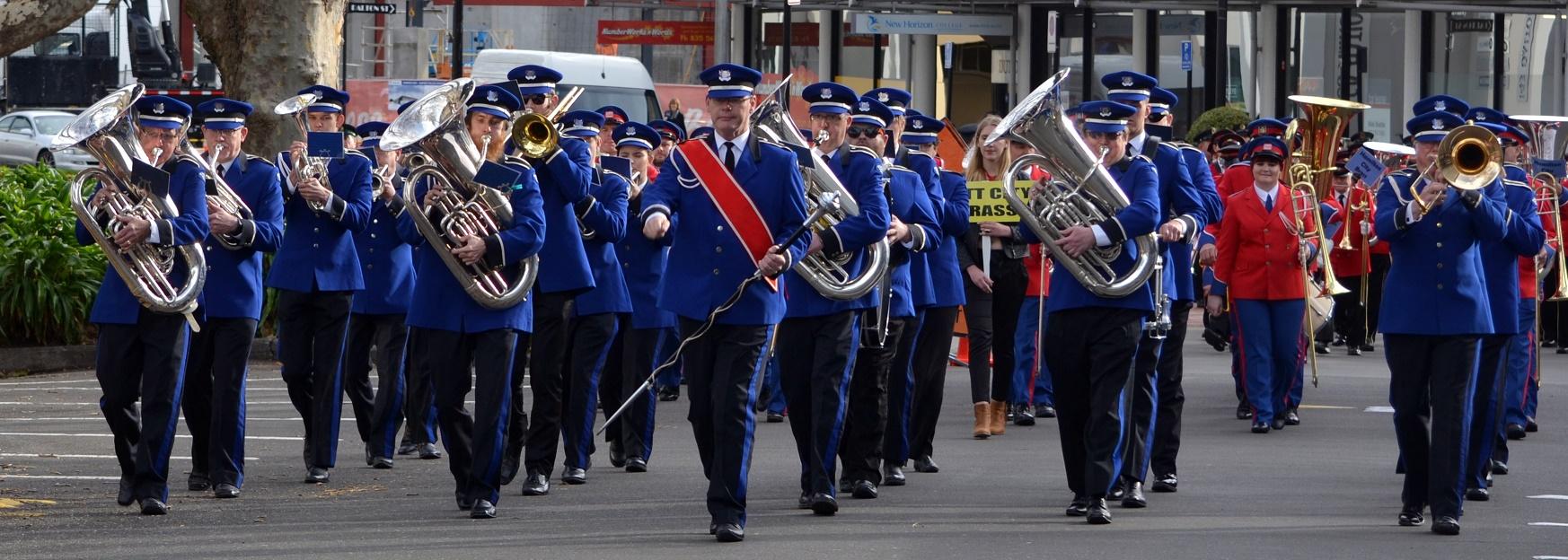 Hutt City Brass
