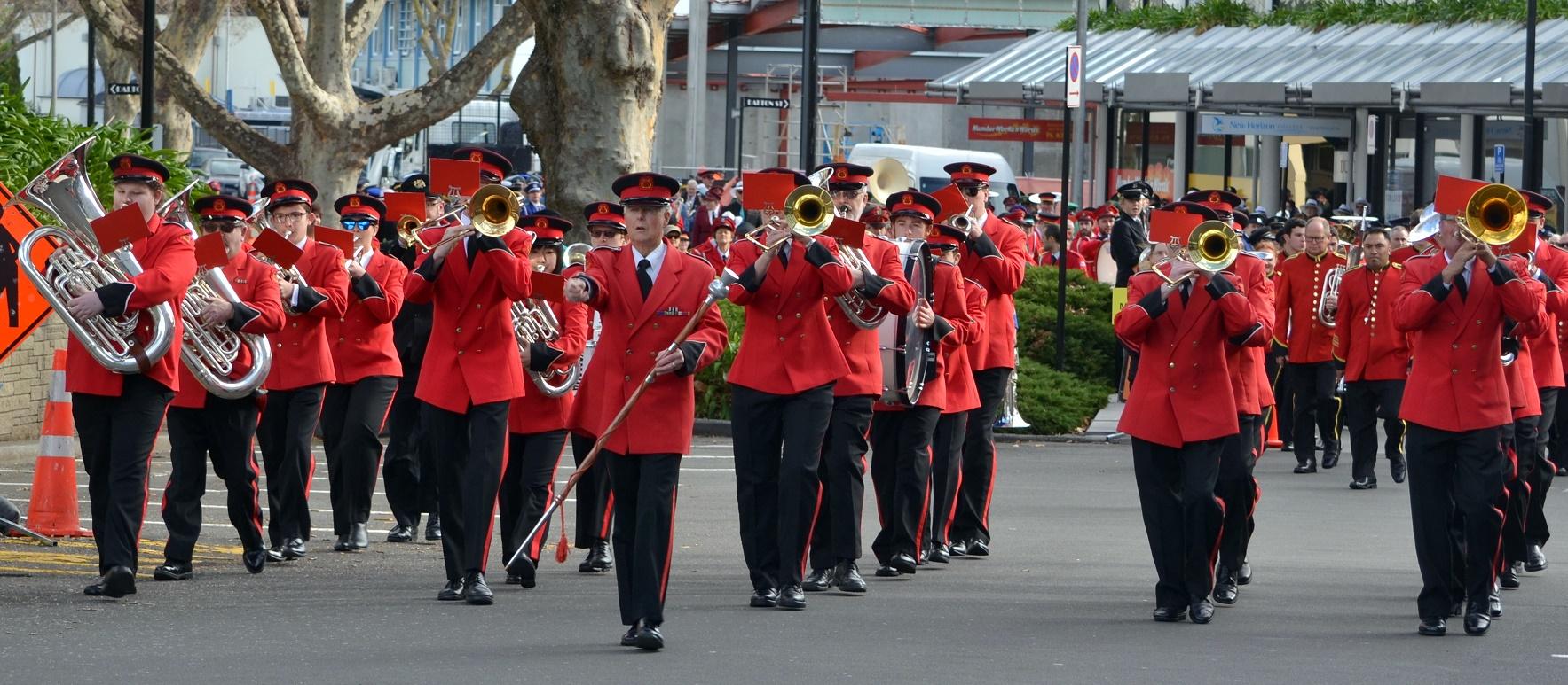 Masterton District Brass Band