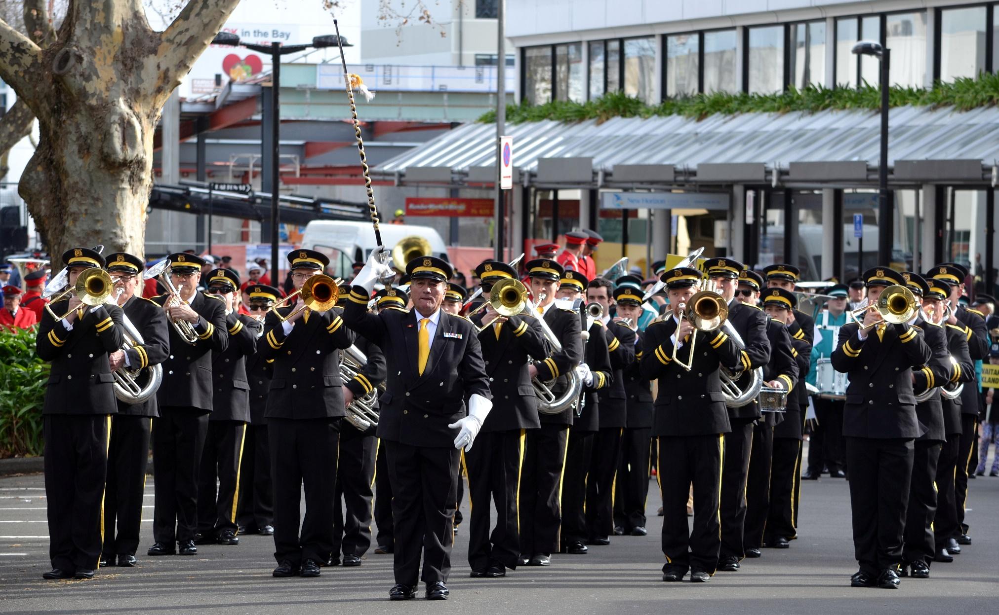 Wellington Brass