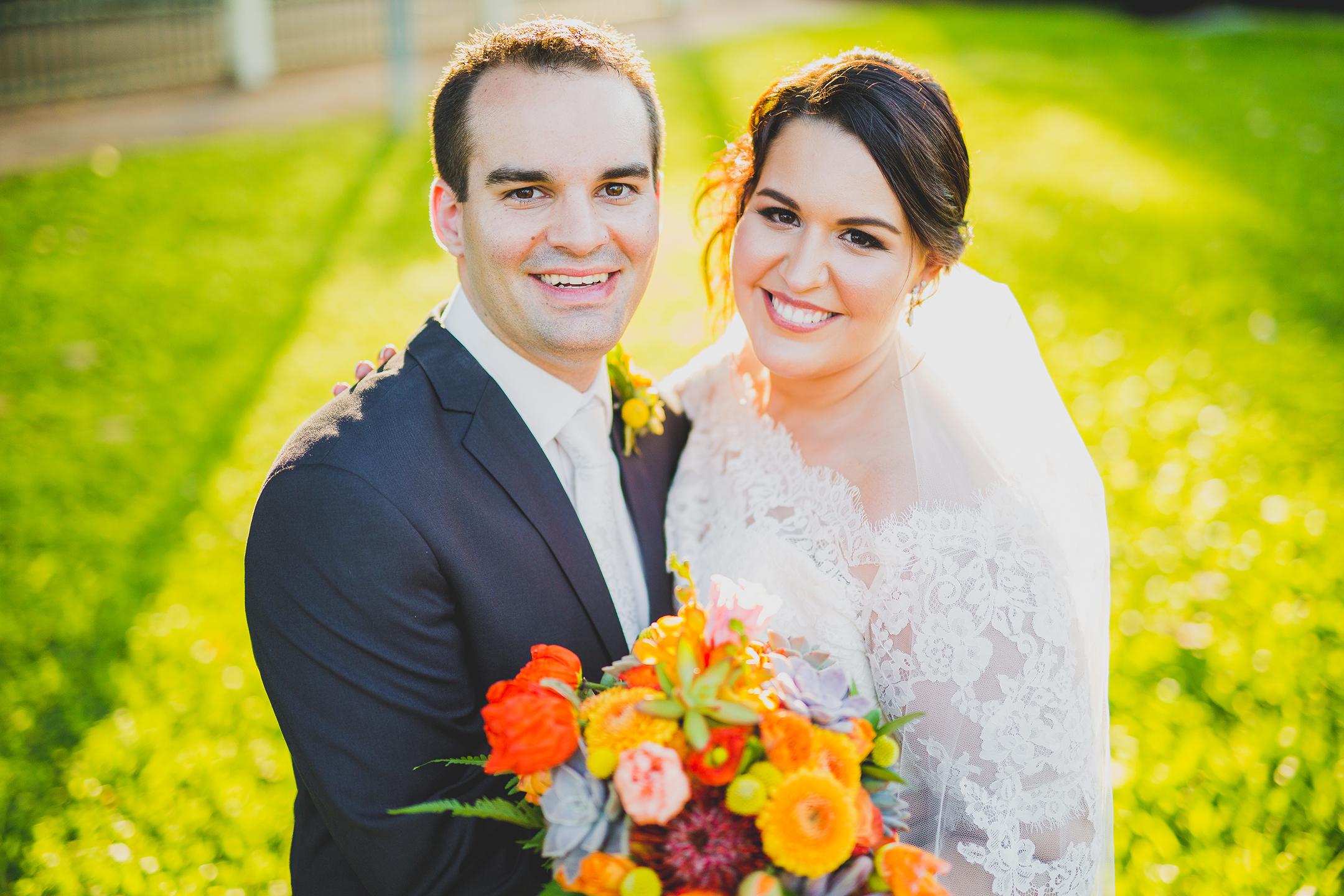 Anna & Geoff -