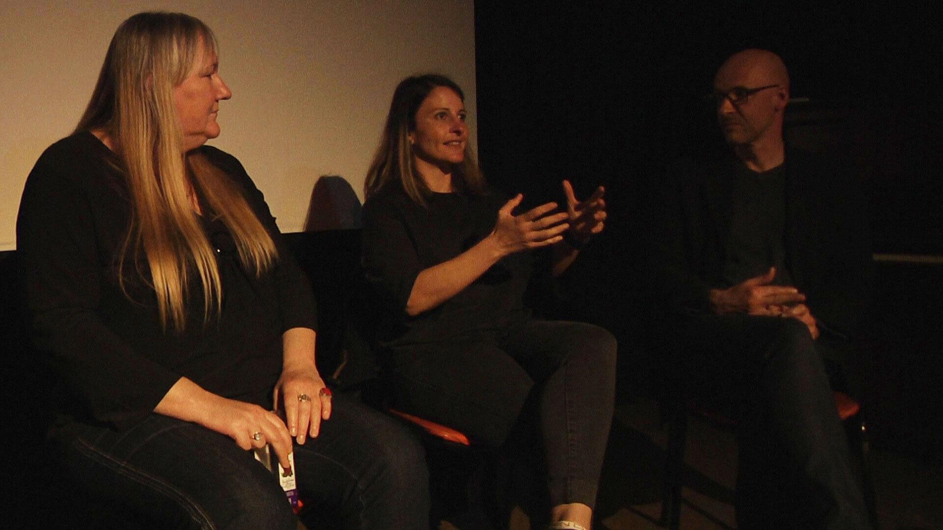Marie Craven, Maria Vella, and Brendan Bonsack Poetry + Video screening in Melbourne 21 October 2019.