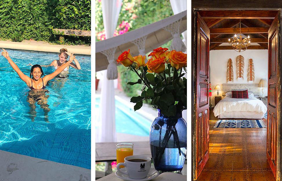 Our Hotel Pool & Sauna