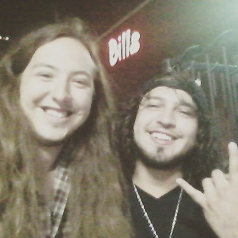 Dallas was awesome last night! Got to see @joshislost94 for the first time in a while. We'll be back next year! #leechavez #memorybox #folkrock