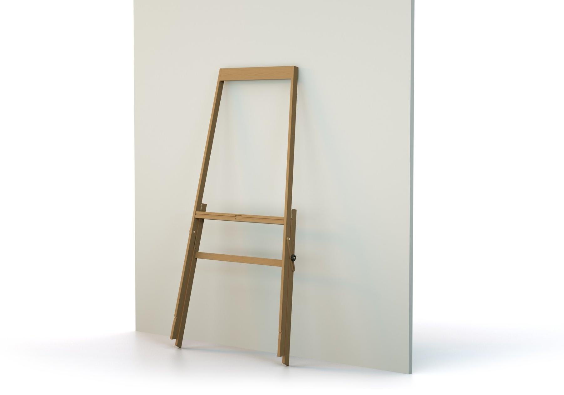 Whiteboard und Pinboard Gestell platzsparend verstauen
