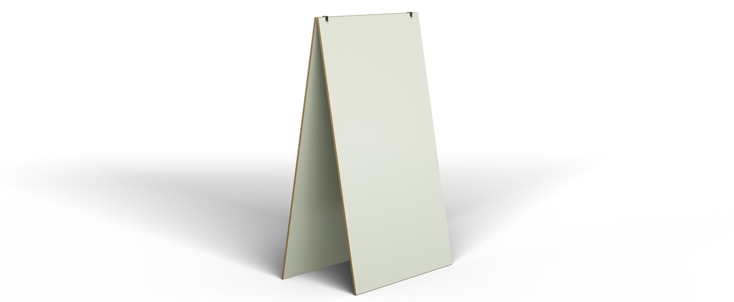 Elegantes Whiteboard