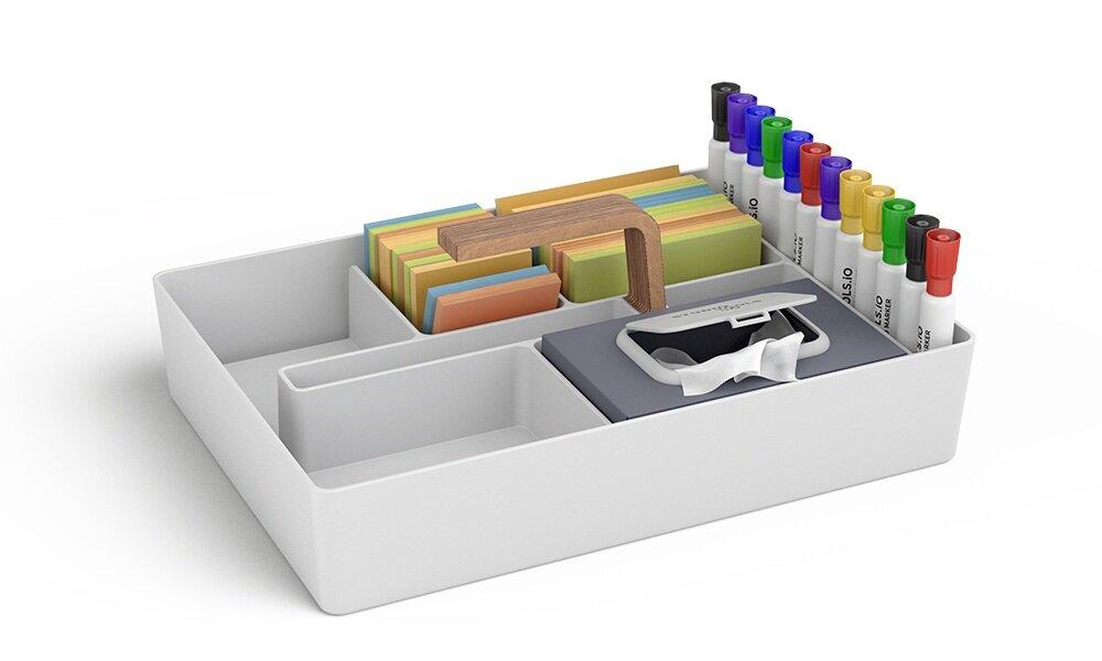 Die Toolbox von Studiotools mit und ohne Holzgestell