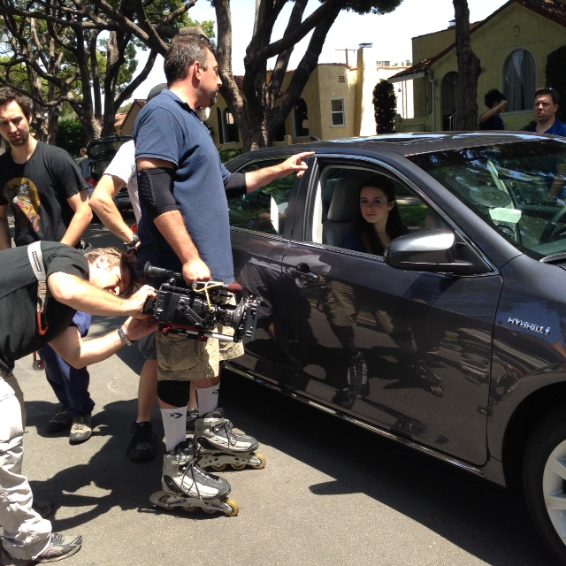 CREATING STORY: Shooting Action Scenes - March 30, 2014