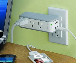 USB Recharger + Surge Protector £54.10