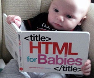 HTML For Babies £7.32