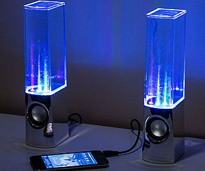 Light Show Fountain Speakers £17.99