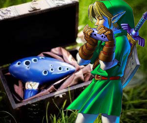 Zelda Playable Ocarina £8.39