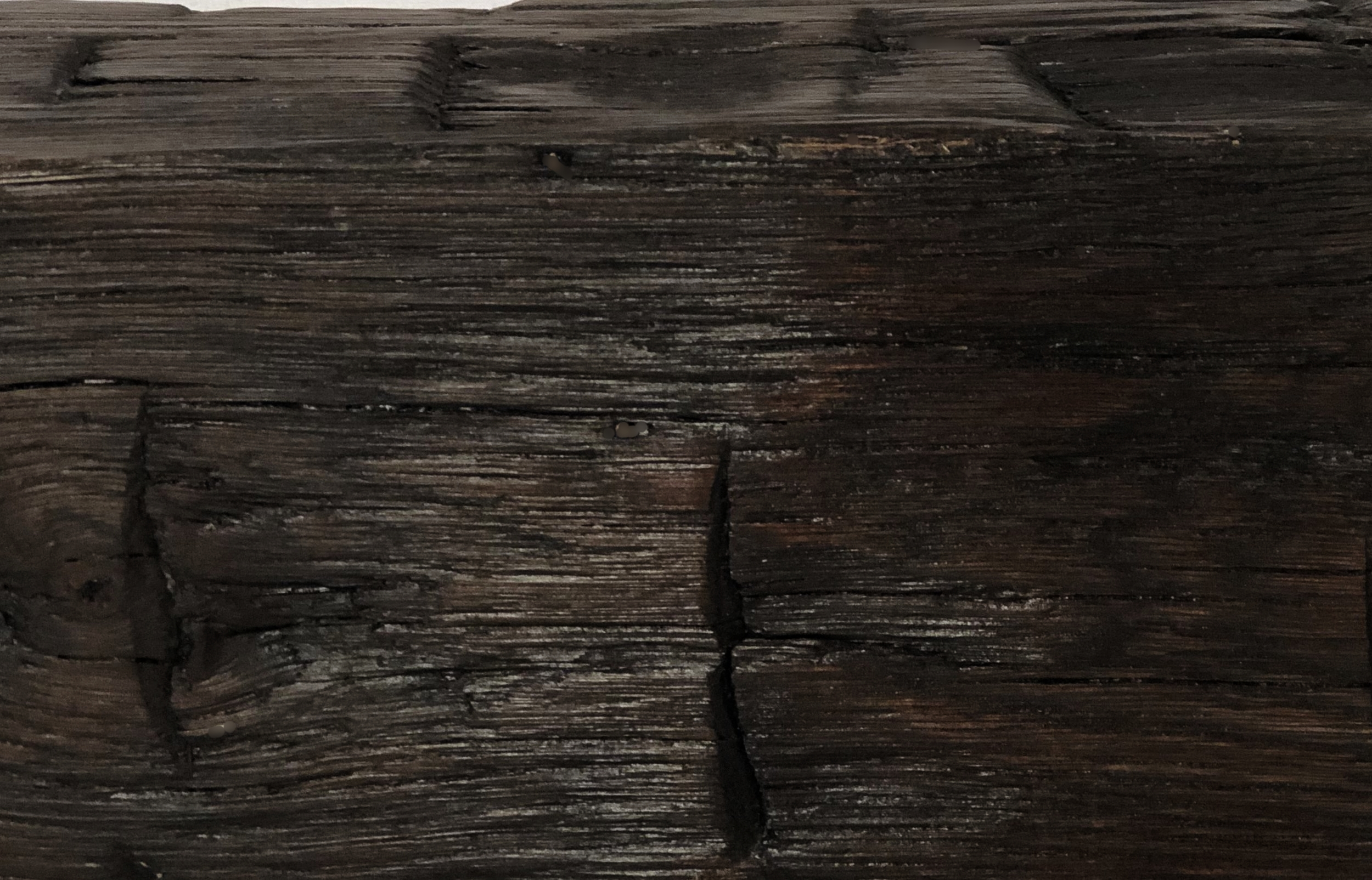 antique hand hewn beam texture - color: EXPRESSO