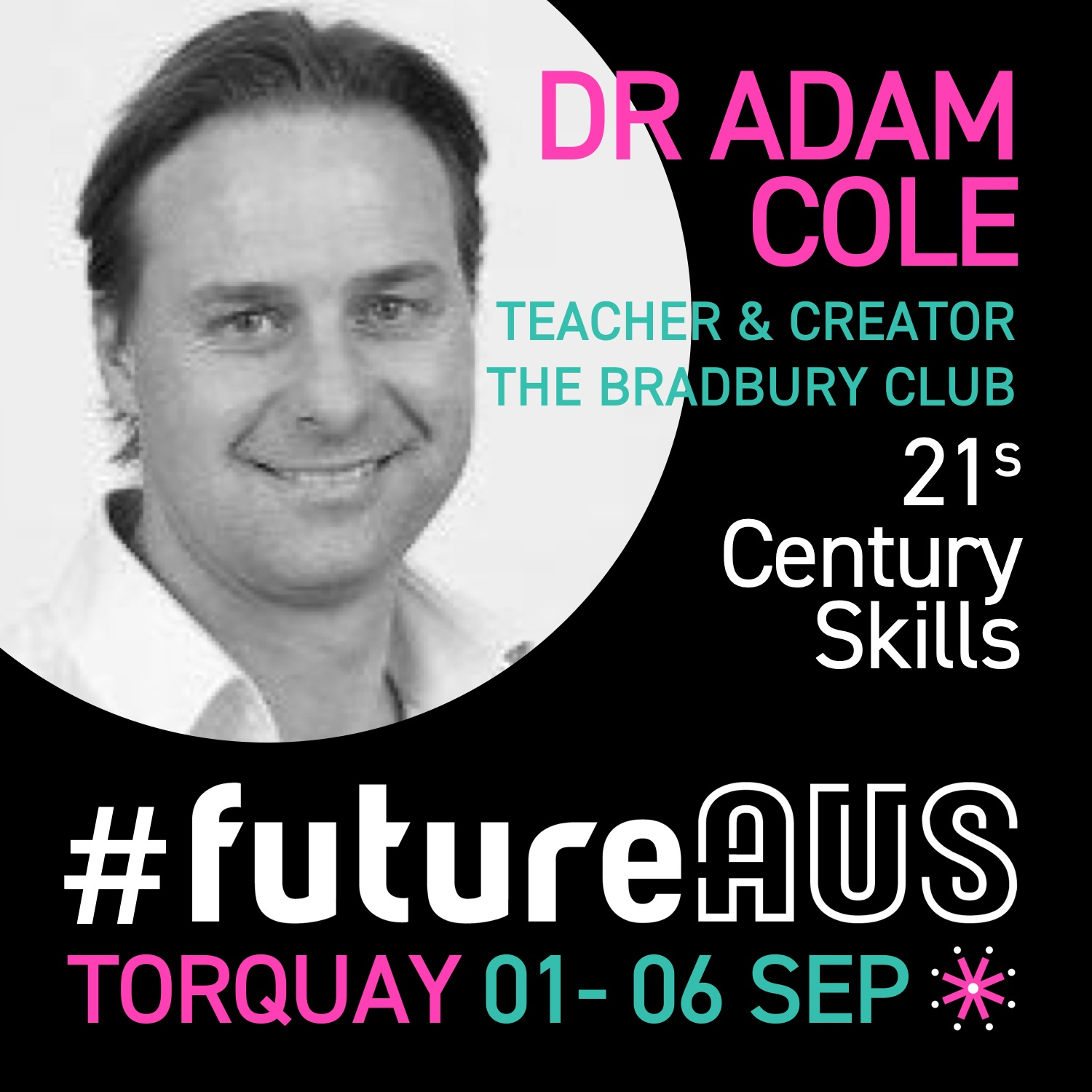 Dr Adam Cole had a successful career in medical research for 17 years, before moving to education, where he uses his industry experience to develop innovative activities to engage students in science/STEM. These include a range of classroom activities, competitions, excursions, investigative projects and professional networks. In particular, he created The Bradbury Club, which is a unique collaborative group of students, teachers, academics and industry professionals that perform engaging, long-term and ambitious projects that benefit students and the community. This has lead to a number of successes, including a Guinness World Record, conference presentations, international press coverage, grant funding and positive community action. Importantly, projects performed by the club are specifically designed to develop 21st century skills, such as problem-solving, critical thinking, teamwork and communication skills. These are highly valued in the modern workplace and greatly benefit our students.