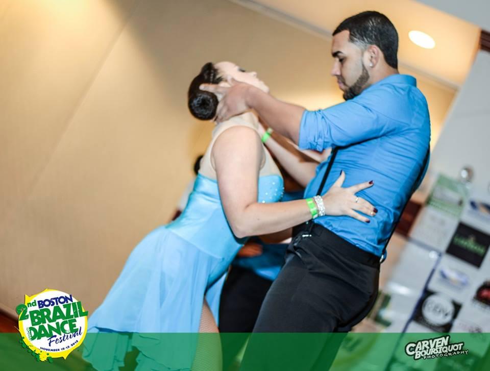 """Boston Touch Performs """"Aqui Estoy Yo"""" @ Boston Brazil Dance Festival"""