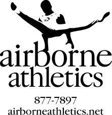 ONE MONTH OF GYMNASTICS   Gift certificate good for one free month of gymnastics or tumbling classes at Airborne Athletics. Includes one class per week for four weeks.  DONOR: Airborne Athletics VALUE: $76