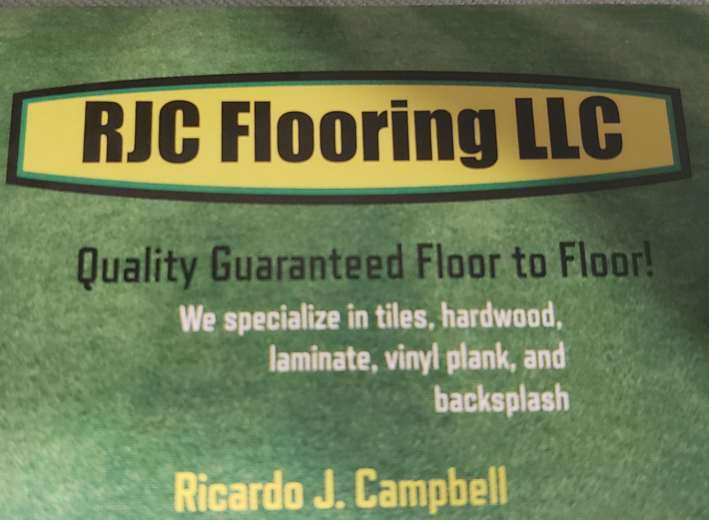 FREE BACKSPLASH INSTALL   Looking to upgrade your kitchen or bath?   Get free installation of a backsplash up to 40 square feet. This is for labor only. The buyer would purchase their own materials.  DONOR: RJC Flooring LLC VALUE: $600