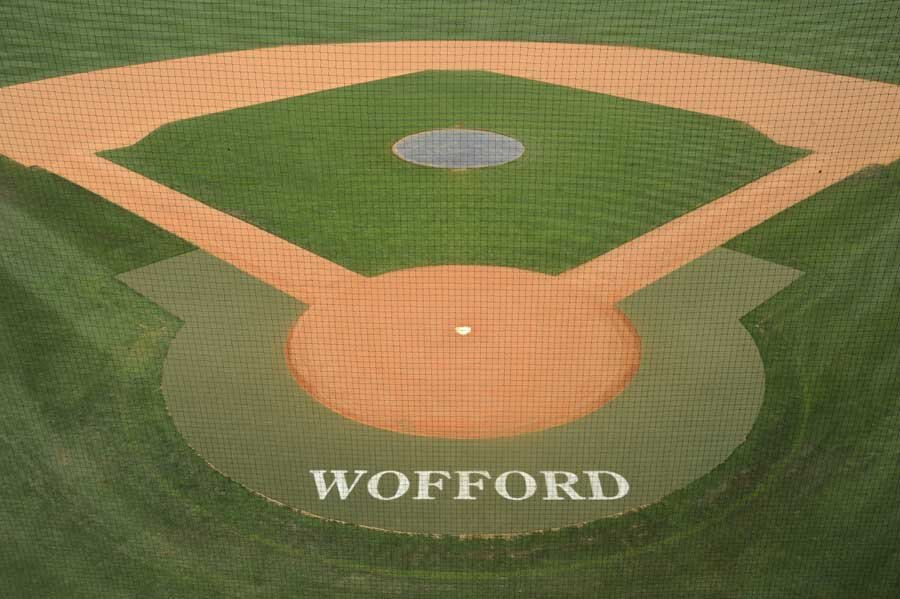 ONE WEEK OF FULL-DAY BASEBALL CAMP   Ball First's full-day, one-week baseball camps for youth (ages 6-10) are held in June at Wofford College and include baseball skill instruction, baseball games and other baseball related activities. Players receive instruction by Wofford College's Division I coaching staff and current players. May choose one week from three separate sessions of full-day or half-day camps in June 2020.  DONOR: Ball First Baseball Camp VALUE: $245