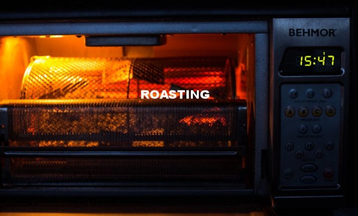 ORDER - Roasted fresh a few days before you're set to receive your coffee