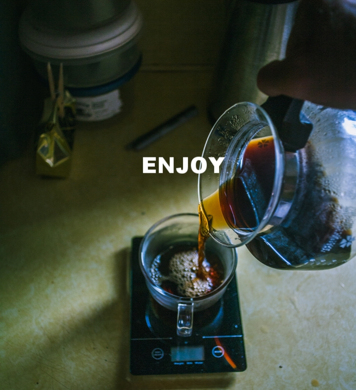 BREW - Enjoy your favorite coffee or a new coffee every month as much or as little as you want!