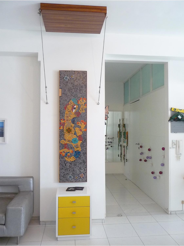 mosaic-wall