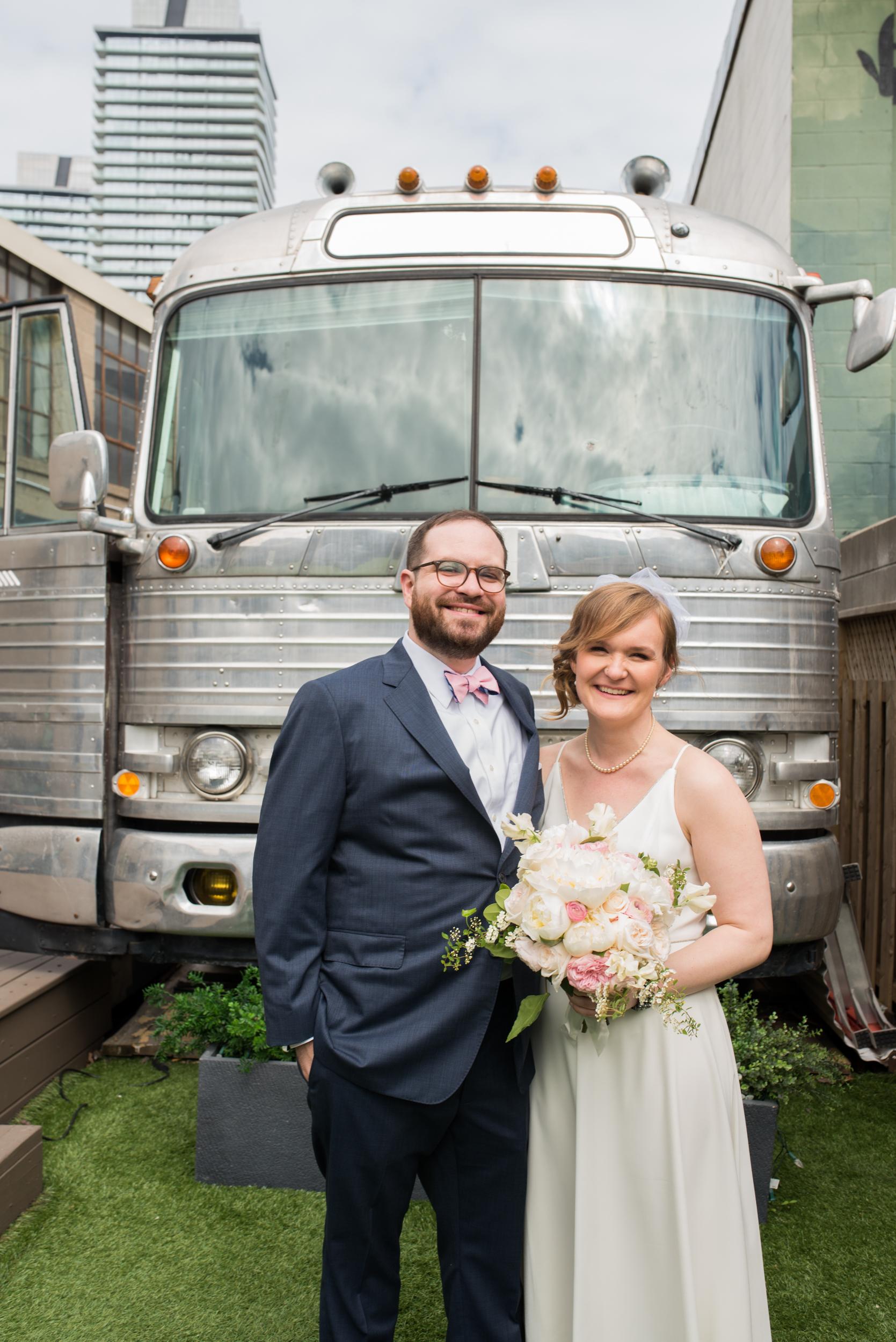 Toronto Wedding at Airship 37 with Soundslikeyellowphotography