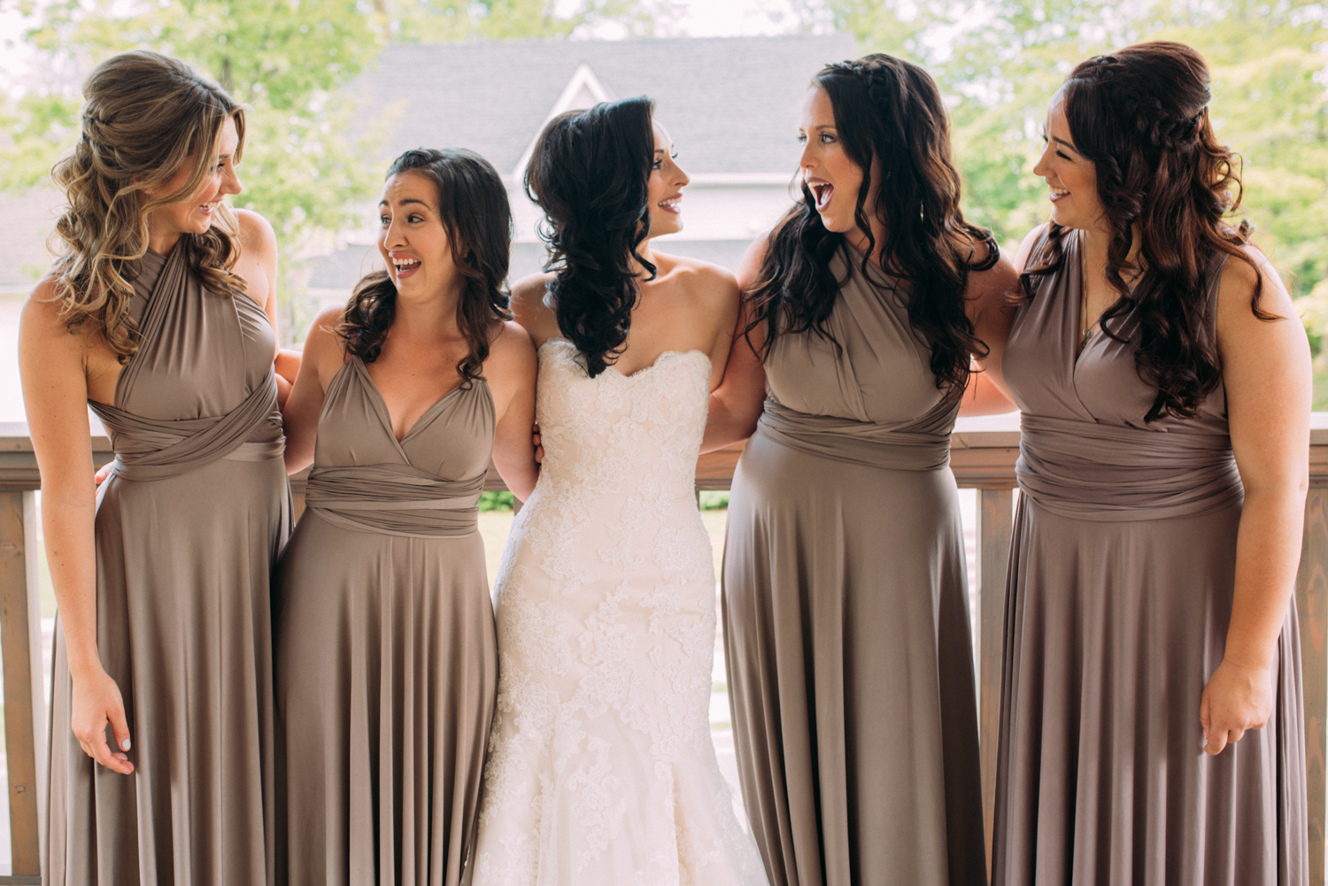 Ancaster Mill Wedding with Sounds like yellow photography at Barracks Inn