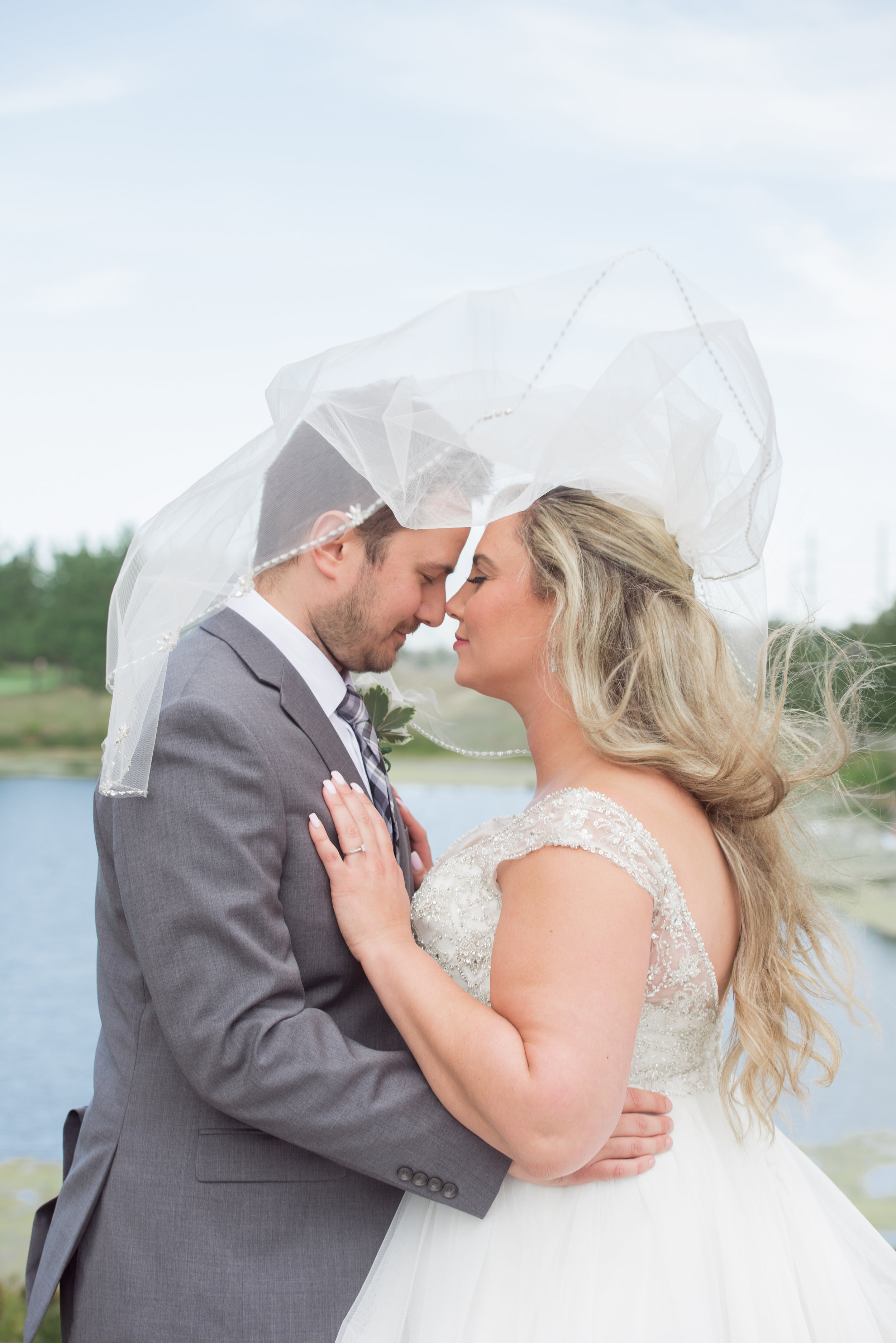 Burlington wedding photography with sounds like yellow photography