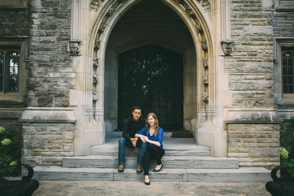 McMaster University Engagement Session soundslikeyellowphotography