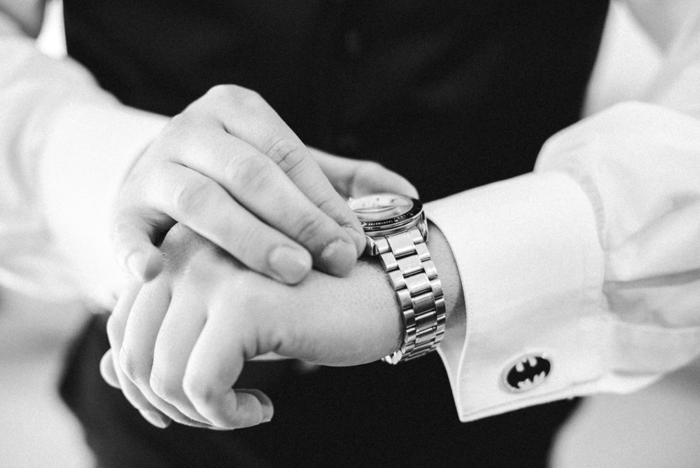 Grooms details with Soundslikeyellowphotography
